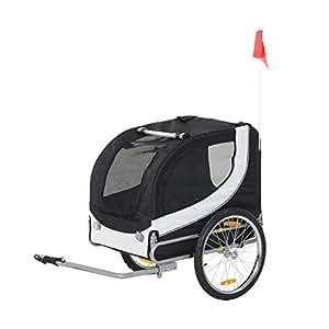 Passeggino per cani attaccabile alla bicicletta colore for Amazon trasportini per cani