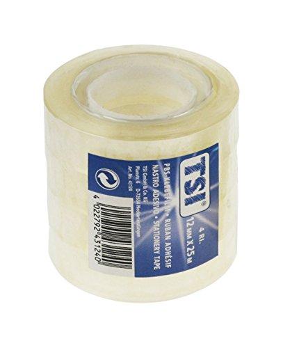 tsi-adhesive-tape-4rolls-crystal-clear-12mm-x-25m