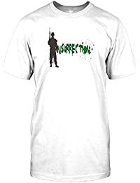 Insurrection Soldier - Mens T Shirt - Conspiracy