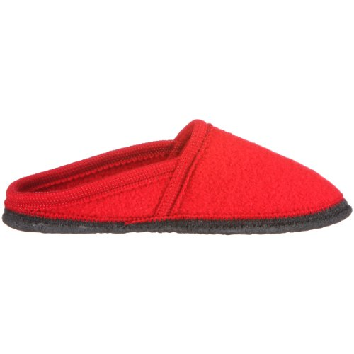 Kitz - Pichler 37036 Virgen, Chaussons mixte adulte Rouge (Rouge-TR-F4-44)