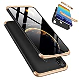 Samsung Galaxy M20 Case, Laixin Protection 3 in 1 Slim Hard
