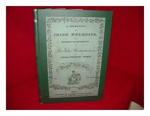 A selection of Irish melodies / with symphonies and accompaniments by Sir John Stevenson Mus. Doc ; and characteristic words by Thomas Moore Esqr.. Fifth number