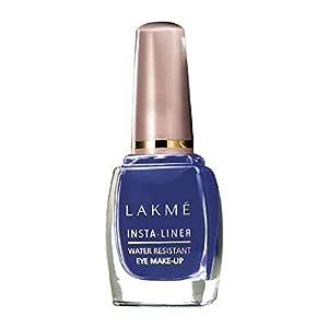 Lakmé Insta Eye Liner, Blue, 9 ml