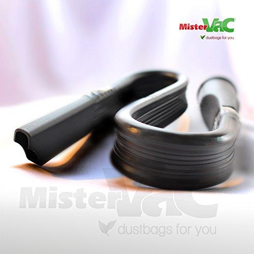 10xStaubsaugerbeutel+Flexdüse geeignet Top Craft TC-NTS 30 A Nass/Trockensauger
