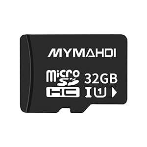 Mymahdi 32GB Micro SDHC classe 10scheda di memoria micro SD card Reader