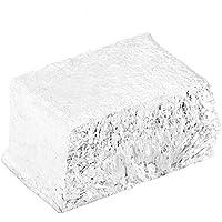 Akozon Mg Metal Block 1kg hoher Reinheitsgrad 99,99% Magnesium Mg Metal Block für Legierungsmaterialherstellung