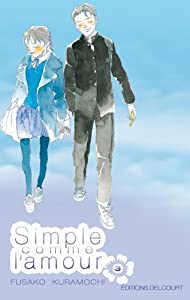 Simple comme l'amour Edition simple Tome 3