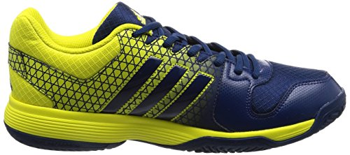 Adidas Ligra 4 Innen Schuh - SS17 Mehrfarbig (Mystery Blue/mystery Blue/bright Yellow)