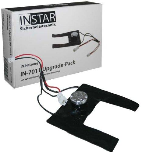 3 Heizung Pack (INSTAR 100104 temperaturgesteuerte Heizung Upgrade Pack für Ihre IN-7011HD Kamera)