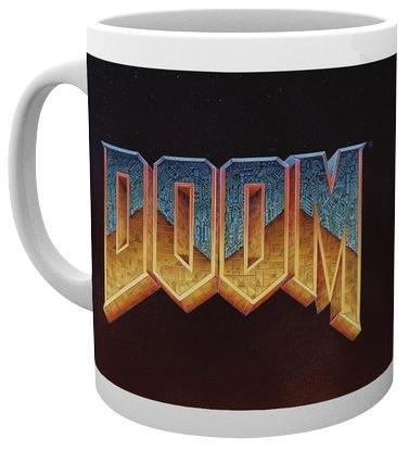 GB Eye, Doom, Classic Logo, Tazza,