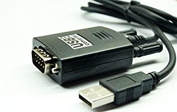 USB to RS-232 Serial Converter Cable by Rts (Radhey Techno Servies)