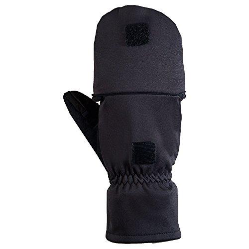Roeckl Erwachsene Kadane Handschuhe, Schwarz, 9