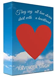 Ravinder Singh Boxset (Valentine Edition) price comparison at Flipkart, Amazon, Crossword, Uread, Bookadda, Landmark, Homeshop18
