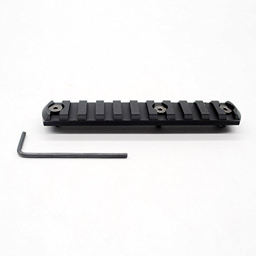Trirock Picatinny Rail Section for keymod with 11 Slots