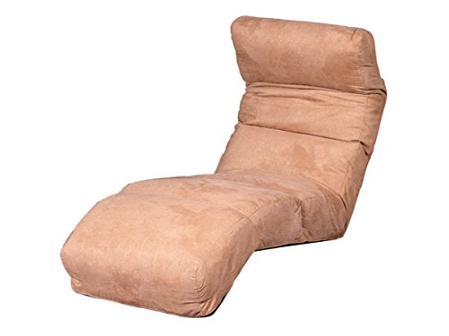 Sessel Schlafsessel Relaxliege Ronda RELAX Stoff beige