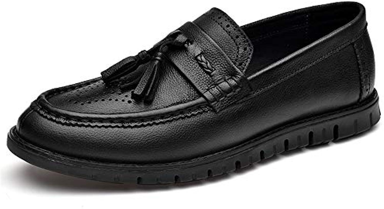 JIALUN-scarpe, JIALUN-scarpe, JIALUN-scarpe, Scarpe Stringate Uomo, Nero (Nero), 40 | flagship store  35044d