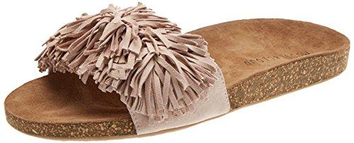 MUSSE  CLOUD Women's Bluebell Open Toe Sandals, Pink (PNK 810), 3 UK