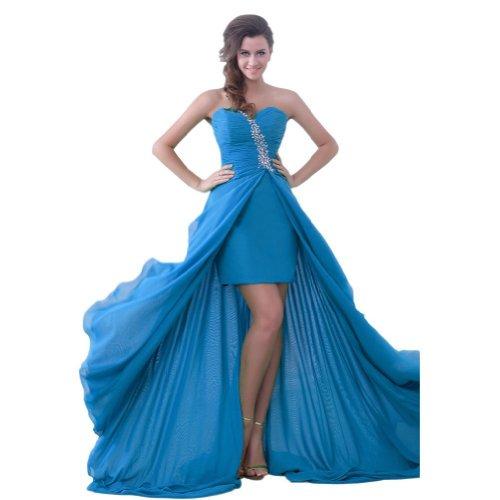 Lemandy - Robe -  Femme Custom-made Size - Dodger Blue