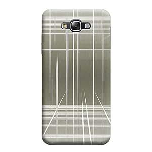 CaseLite Premium Printed Mobile Back Case Cover With Full protection For Samsung E5 (Designer Case)