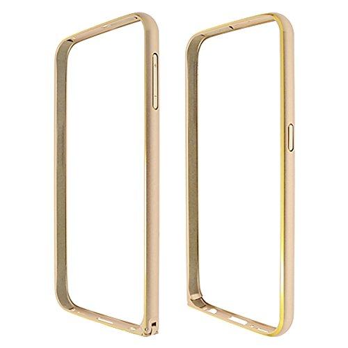 Delkart Bumper case for Samsung Galaxy S4 (Gold)