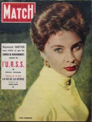 PARIS MATCH [No 75] du 26/08/1950 - CINEMA COREE D...