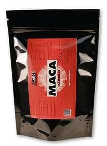 XLarge Nutrition Maca - 500 Kapseln á 500mg, Großhandelsabpackung, Beutel