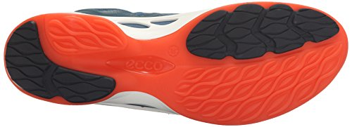 Ecco Biom Fjuel Ladies, Scarpe Sportive Outdoor Donna Multicolore(Petrol/Petrol/Coral Blush 59539)
