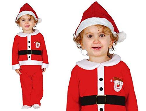 Jungen Baby Kostüm Claus Santa - Santa Claus Kostüm Größe 6-12 Monate Baby Santa