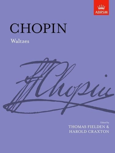 Nocturnes (Signature Series (ABRSM)) by Frederik Chopin (Composer), Thomas Fielden (Editor), Harold Craxton (Editor) (29-Jun-1989) Sheet music