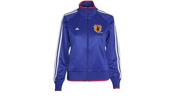 Japan Damen Trainingsjacke Adidas Zip Top 272355, Gr. XL
