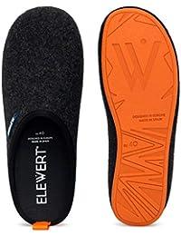 5e23de3a90b Amazon.es  47 - Zapatillas de estar por casa   Zapatos para hombre ...