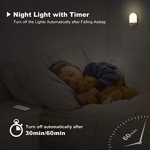 Zoom IMG-3 luce notturna bambini omeril lampada