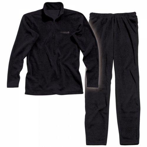 Regatta Kinder Pullover und Hose, Basisschicht, Thermobekleidung schwarz schwarz 34 Inch