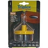 Tivoly XT50522052010 Scie cloche Ø 25 à 62 mm 7 lames 22,5 mm