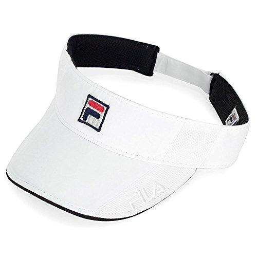 Fila Women's Performance Comfort Polyester Visor Hat