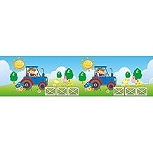 Suchergebnis auf Amazon.de für: kinderzimmer bordüre ...