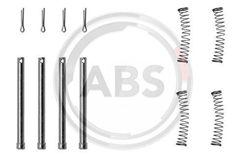 ABS 1177Q Kit di Pastiglie per freno a disco