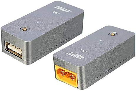LanLan Chargeur Smart USB ISDT UC1 18W 2A à ChargeHommes t Rapide, Prise en Charge du Chargeur QC2.0 / QC3.0 / FCP / BC1.2 | Outlet Online Store