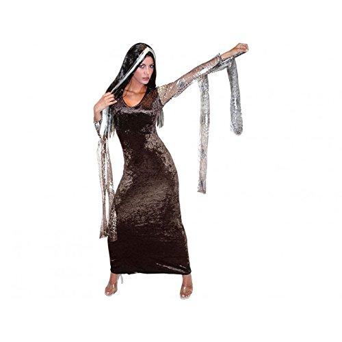 Imagen de disfraz morticia talla unica  única alternativa