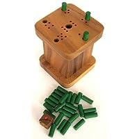 6-raus-sechs-raus-Weg-mit-der-sechs-warum-immer-ich-6-weg-Wrfelspiel-in-schner-Spielbox-aus-edlem-Samena-Holz