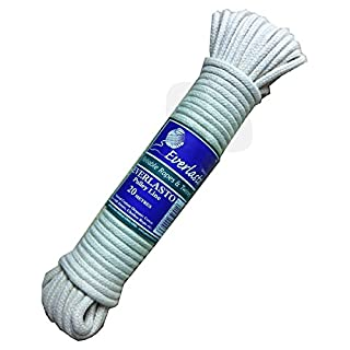 EVERLASTO NATURAL COTTON PULLEY LINE - 20m