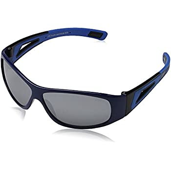 Uvex Sportstyle 509 Kinder-Sportbrille mit Kopfband - blue W3GJN