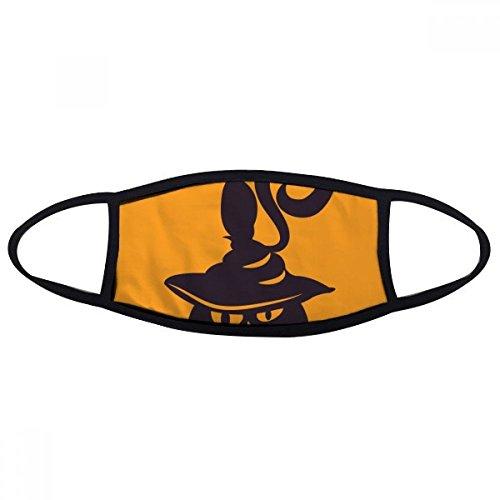 onster-Hut Katzen-Halloween-Gesicht Anti-Staubmaske Anti Kälte Maske Geschenk ()