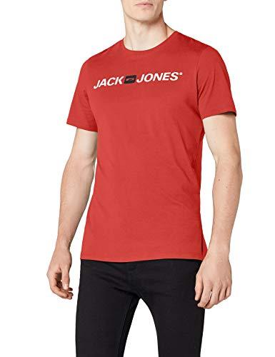JACK & JONES Jjecorp Logo tee SS Crew Neck Noos Camiseta