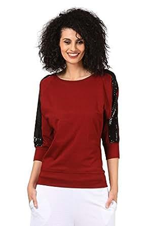 FashionExpo Sequin Sleeve
