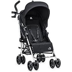Baby Jogger BJ26410 VUE Einer 4-Rad, schwarz