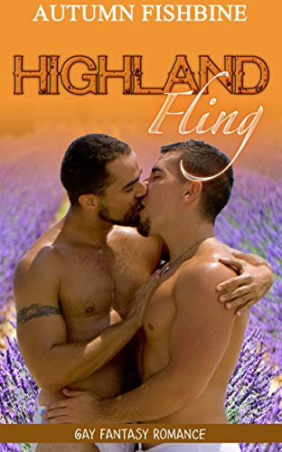 Highland Fling: Gay Fantasy Romance book cover