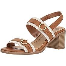 97f6bd246bc Dr. Scholl s Shoes Mujeres Punta Abierta Casual Sandalias Destalonadas