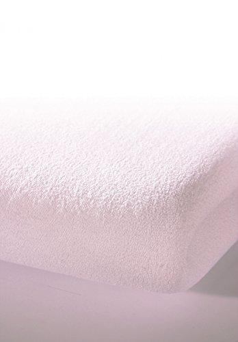 Preisvergleich Produktbild Alvi 935222 Spannlaken Trikot, rosa