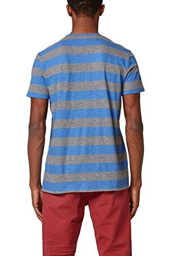ESPRIT Herren T-Shirt Blau (Blue 430)